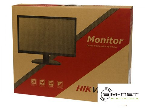 "Hikvision Monitor 24"" DS-D5024QE"