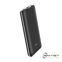 Hoco Power Bank > J39 Quick Energy 1xUSB + USB Typ C PD QC 3.0 10000mAh czarny