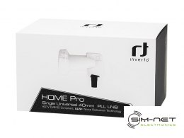 Konwerter SAT INVERTO SINGLE HOME PRO