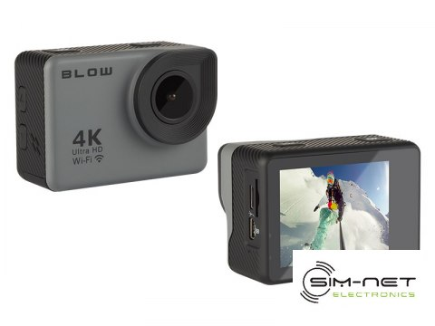 Rejestrator ACTION CAMERA Go Pro4U 4K