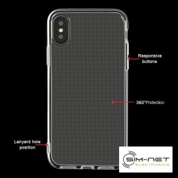 Futerał CLEAR CASE 2mm BOX do SAMSUNG Galaxy A21S