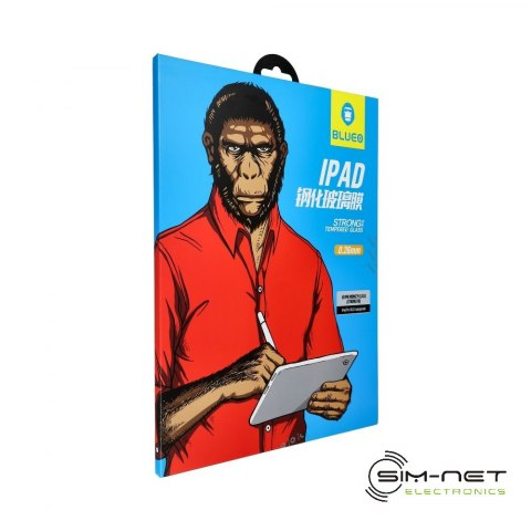 Szkło Hartowane 5D Mr. Monkey Glass - iPad Pro 10.5 transparent (Strong HD)