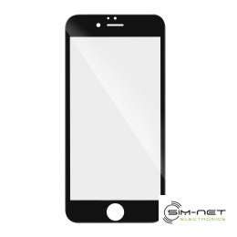 5D Full Glue Tempered Glass - do Iphone 12 Pro Max czarny