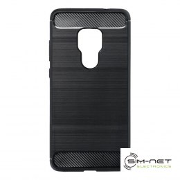 Futerał Forcell CARBON do HUAWEI Mate 40 Pro czarny