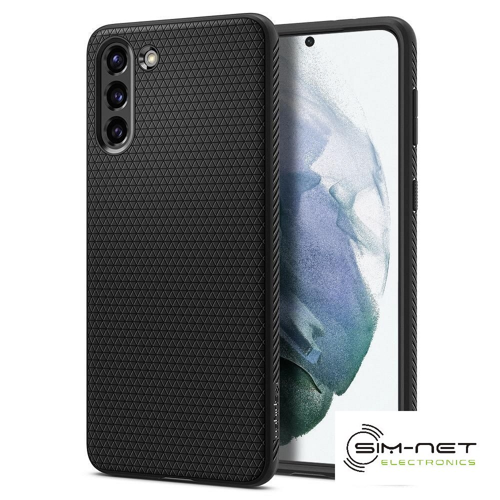 SPIGEN Liquid Air do SAMSUNG S21 matte black