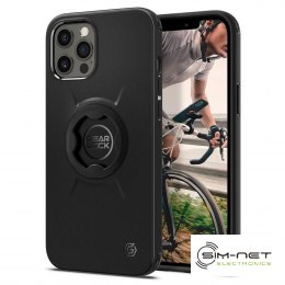 SPIGEN GEARLOCK GCF132 Bike Mount Case do IPHONE 12 / 12 PRO black