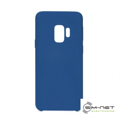 Futerał Forcell SILICONE do SAMSUNG Galaxy S20 Ultra / S11 Plus niebieski (16)